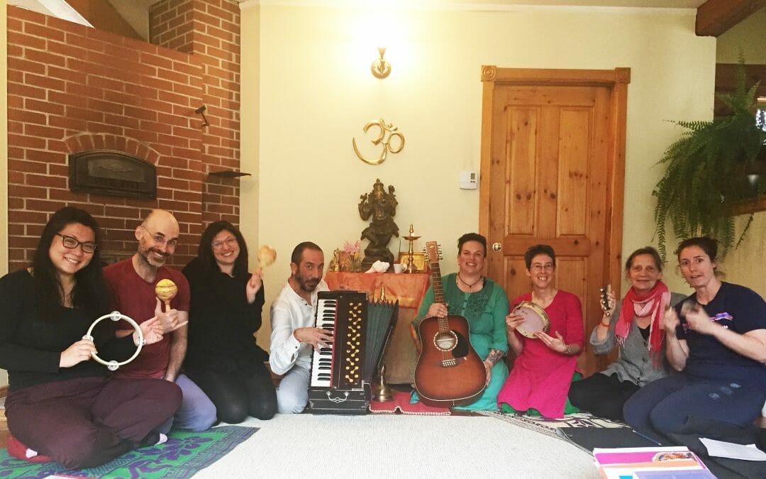 Retraite Bhakti Yoga (chant dévotionnel) 28 juillet 2019
